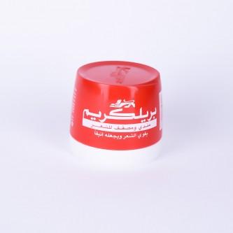 كريم شعر احمر ,من بريلكريم 140مل مندي ومصفف للشعر
