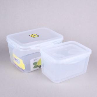 حافظة طعام بلاستيك طقم 3حبه SH18342