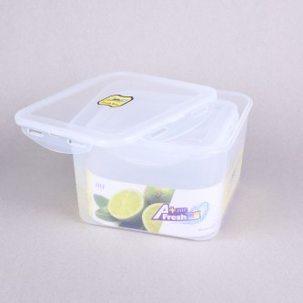 حافظة طعام مربع بالحبه hsm84343