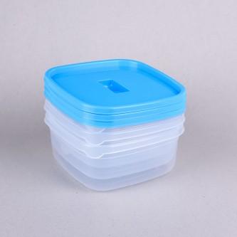 حافظة طعام بلاستيك طقم 3حبه YM-20924