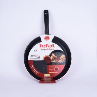 مقلاه تيفال فرنسي تيمبو -  28سم  - لون احمر ,C5480682