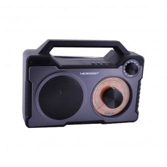 راديو ذكي متنقل ميكروديجيت .موديل  -MRS009T