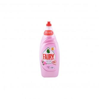 صابون اواني فيري ناعم اوراق الورد 1.5لتر