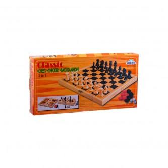 لعبة الشطرنج 3*1 كبير موديل C00-1899A