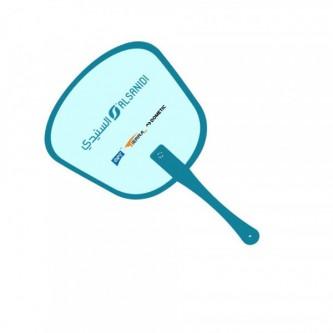 مهفة يدوية بلاستيك تركواز موديل  SNTR-0055