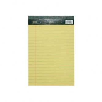 دفتر نوتة  مقاس A5 اصفر
