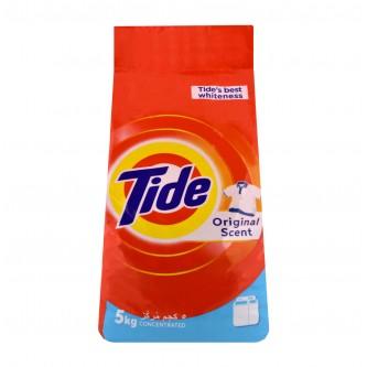 تايد مسحوق الغسيل بالعطر الاصلي 5 كجم