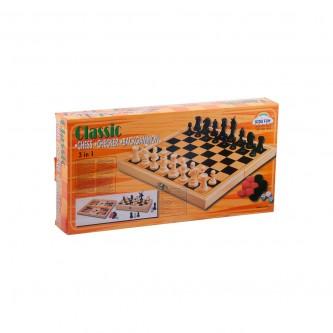 لعبة الشطرنج 3*1 وسط موديل C00-1899