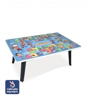 طاولة اطفال مدرسية ارضية خشب قابلة للطي رقم T20/1