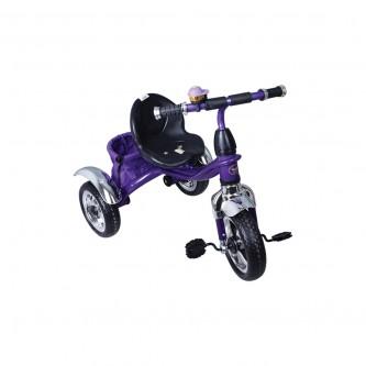 دراجة اطفال ثلاث عجلات - مقعد واحد -  الوان متعدده موديل TRI280