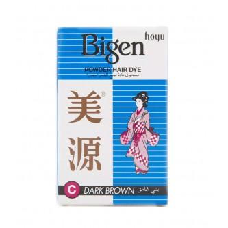 مسحوق صبغة  بيجين  للشعر  بني غامق  6 جرام