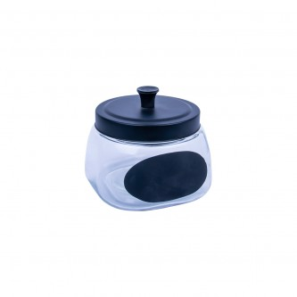 علب بهارات  زجاج غطاء حديد موديل123711/1