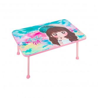 طاولة اطفال مدرسية  ارضي , قابلة للطي   رقم 040-4043