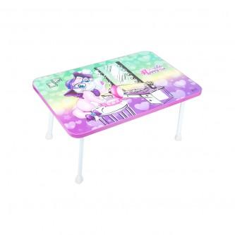 طاولة اطفال مدرسية  ارضي , قابلة للطي   رقم  034-4043