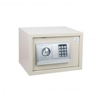 خزانة حديد رقمية لون ابيض T-25 رقم 306533