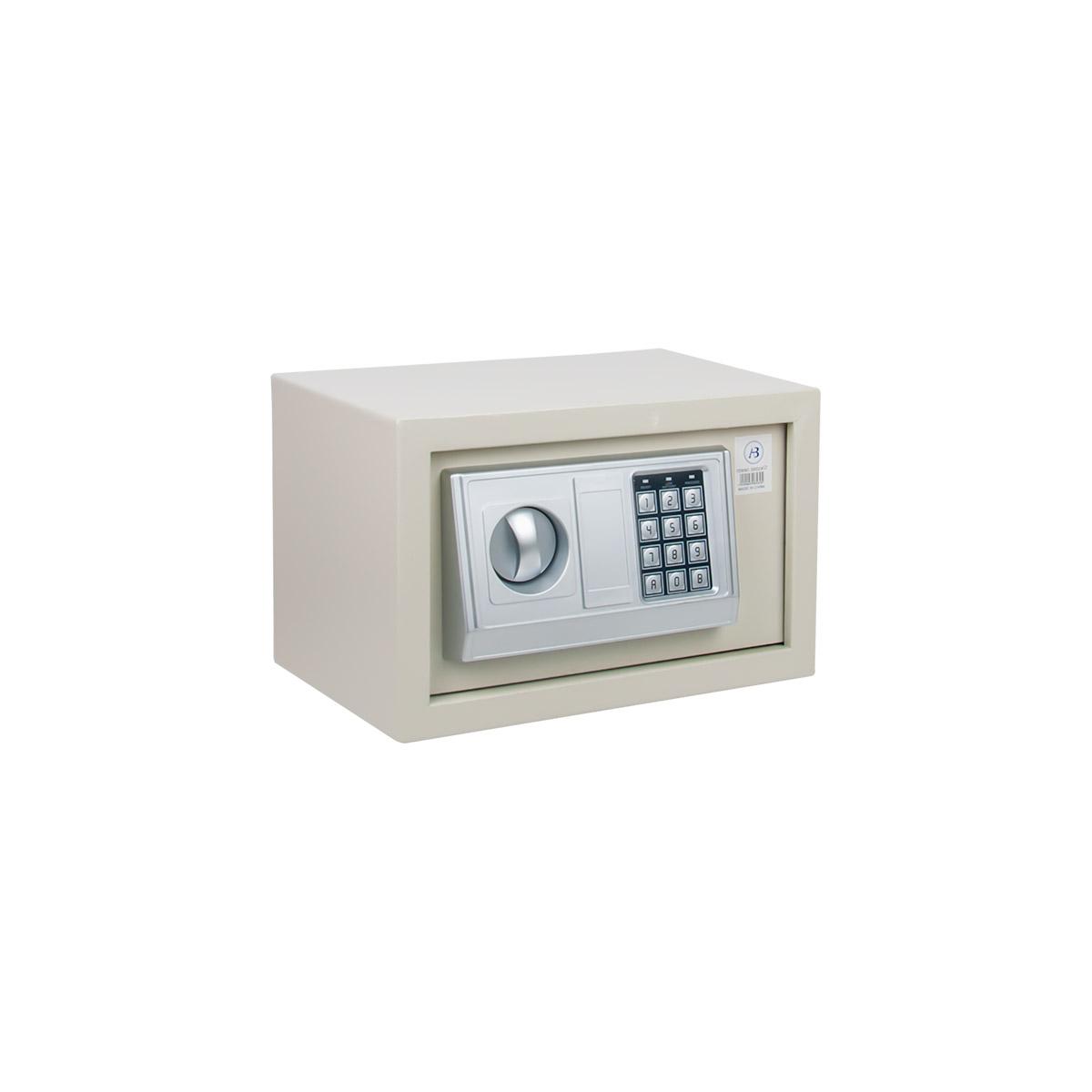 خزانة حديد رقمية لون ابيض T-20 رقم 306532