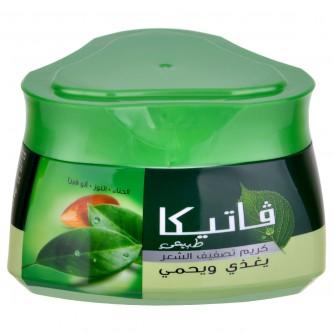 فاتيكا كريم الشعر تغذية وحماية - بالحناء واللوز والألوفيرا - 210 مل