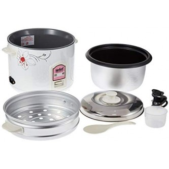 طباخه الارزالكهربائية 1.8 لتر سانفورد 700 واط موديل SF2501RC