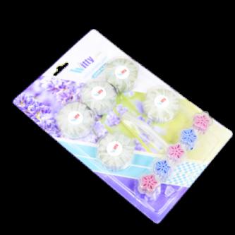 معطر حمام  برائحة الزهور و اللافندر 300 جرام رقم WI - 0269