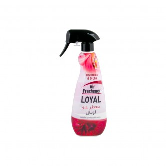 معطر جو برائحة الاضاليا الحمراء والاوركيدا  من لويال - 450 مل