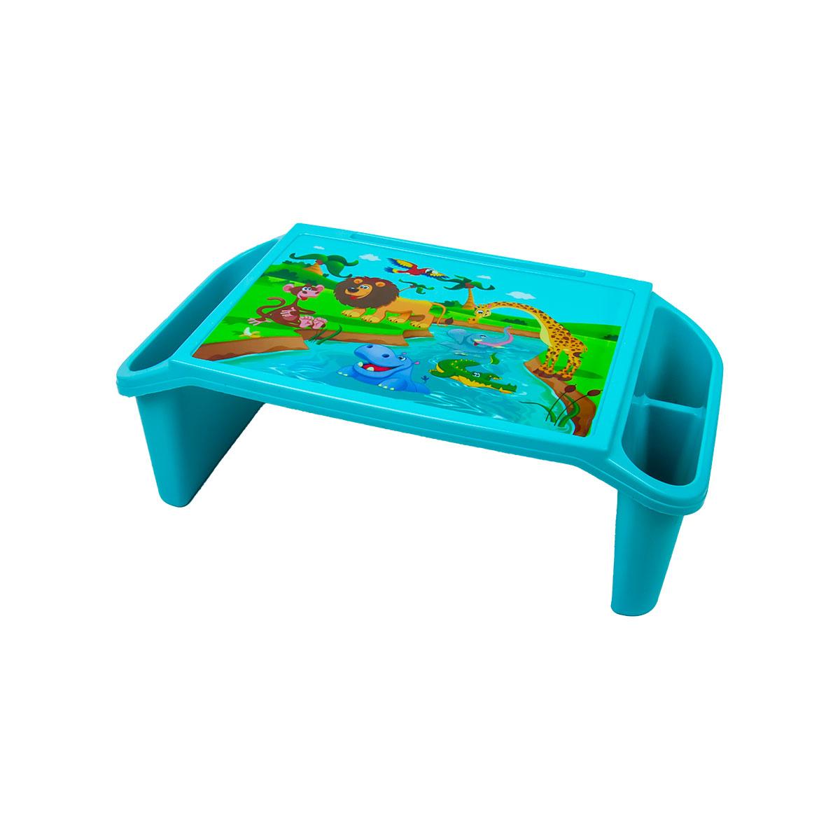طاولة اطفال بلاستيك  مستطيل  الوان متعددة رقم 02800733