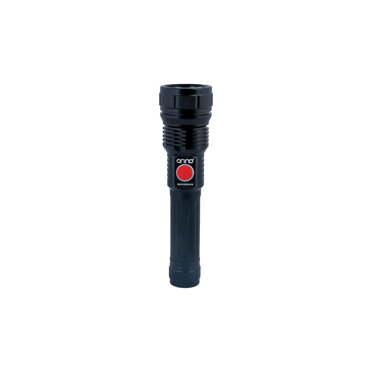 اورينو - كشاف مصباح يدوي  قابل للشحن رقم OR206FL
