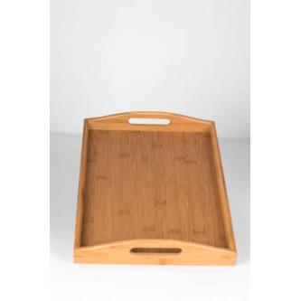 طفرية تقديم خشب مستطيل موديل 998730