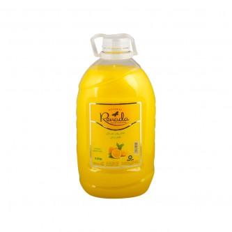 صابون سائل لليدين رينادا برائحة الليمون 2.77 لتر