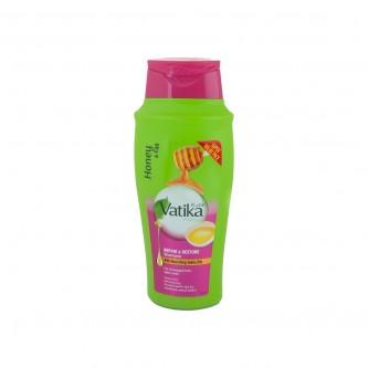 شامبو شعر فاتيكا يصلح ويحافظ  - بالعسل والبيض -  700 مل