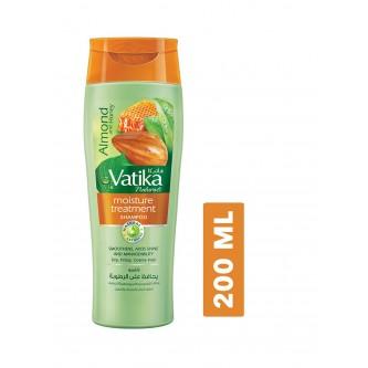 شامبو شعر فاتيكا يحافظ على الرطوبة  - بالعسل والزبادي واللوز - 200 مل