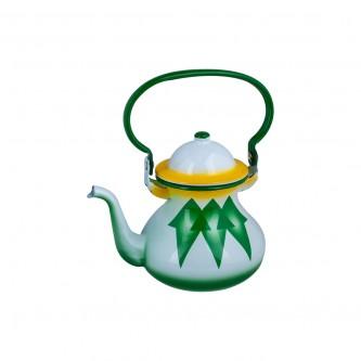 ابريق شاي غضار اندونيسي , مقاس 0.6 لتر  رقم 7607/06GD
