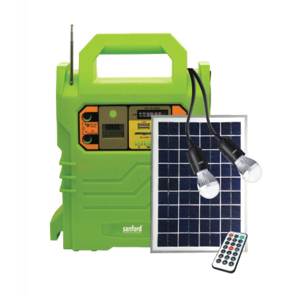محطة الطاقة الشمسية مع راديو  SF2265SMHS .