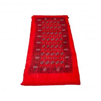 فرش اسفنج لون احمر رقم  1079