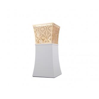 مبخرة الفخامة ذهبي مع ابيض رقم K396133/L/IWG