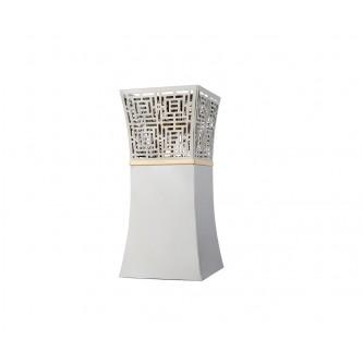 مبخرة الفخامة نيكل ذهبي صغير رقم K396133/S/NG