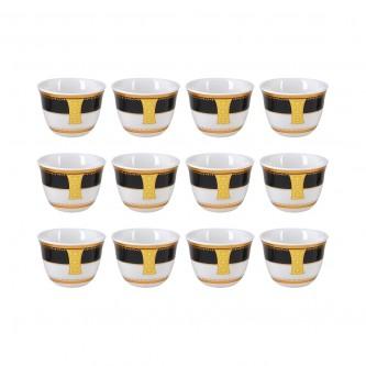 طقم فناجين قهوة  12 فنجان , رقم YS-1794-9