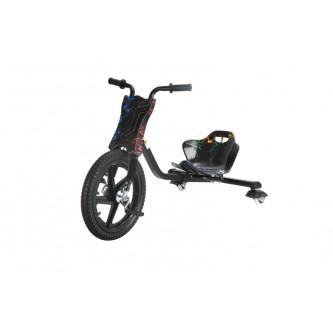 سيكل ثلاث عجلات اطفال لون اسود SC006