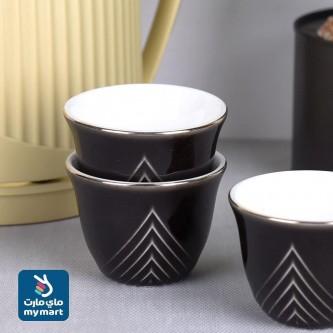 طقم فناجين قهوة  سيراميك 12 فنجان  موديل K692234/2