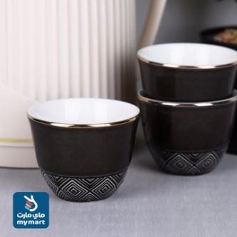 طقم فناجين قهوة  سيراميك 12 فنجان  موديل K692236/2