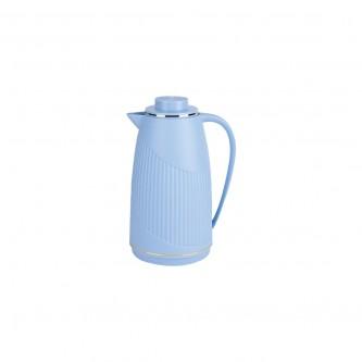 ترمس شاي وقهوة ألما ازرق فاتح 1.0لتر رقم NO:1000045