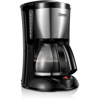 محضرة قهوة كهربائية الفا من جانو 1.25 لتر بقوة 1000 واط موديل E03414