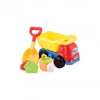 شاحنة قلاب اللعب بالرمل للاطفال رقم 9286
