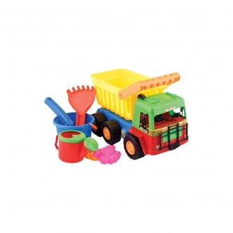 شاحنة قلاب اللعب بالرمل للاطفال رقم 9285