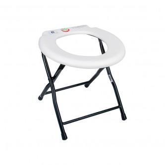 كرسي حمام متنقل وقابل للطي  للرحلات ولكبار السن طبي رقم 1703046