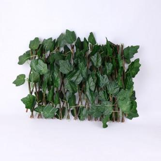 شجر ستارة اخضرعلى خشب وسط رقم YM-23033