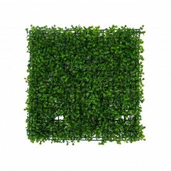 شجر بلاستيك  عشب اخضر مربع 50 * 50 سم رقم YM-23041