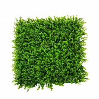 شجر بلاستيك  عشب اخضر مربع 50 * 50 سم رقم YM-23040