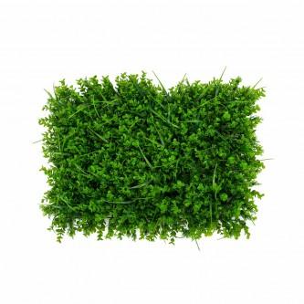 شجر بلاستيك  عشب اخضر مستطيل 60 * 40 سم رقم YM-23046