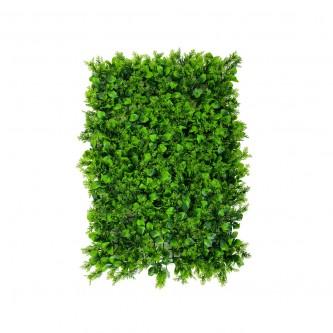 شجر بلاستيك  عشب اخضر مستطيل 60 * 40 سم رقم YM-23047