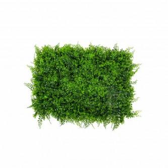 شجر بلاستيك  عشب اخضر مستطيل 60 * 40 سم رقم YM-23049